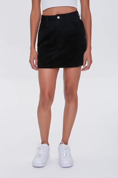 Bongo Corduroy Skirt, image 2