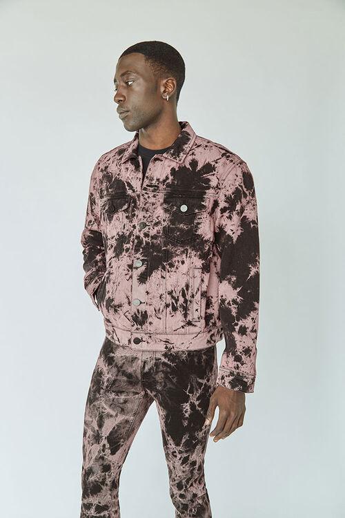 Bleached Denim Jacket, image 1