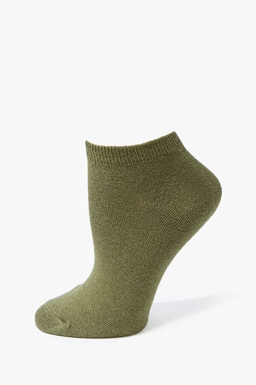 Marled Ankle Socks - 5 Pack, image 2