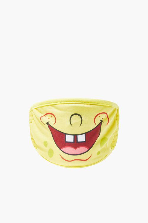 SpongeBob SquarePants Face Mask, image 1