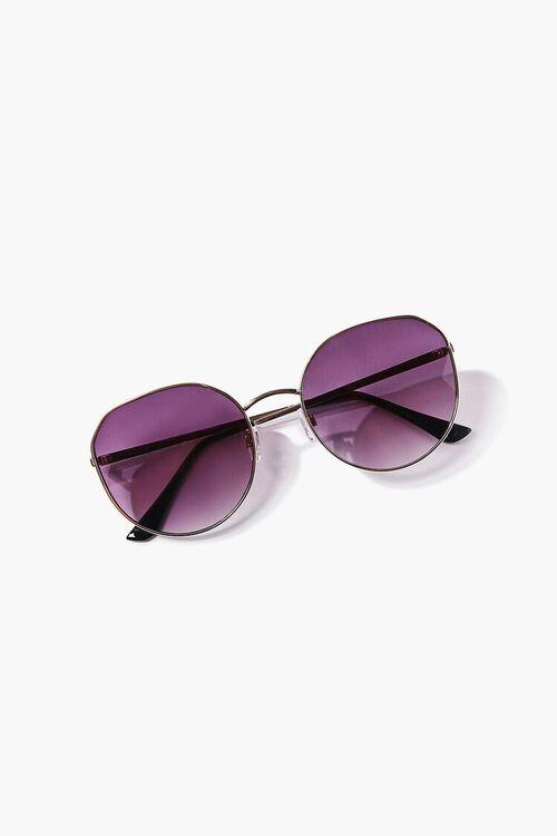 Tinted Metal Sunglasses, image 4