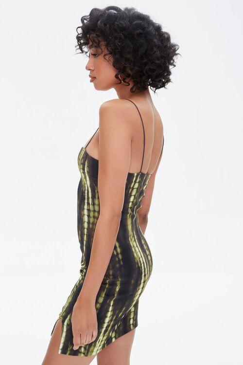 Tie-Dye Bodycon Mini Dress, image 2