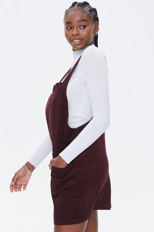 Zippered Pinafore Dress, image 2