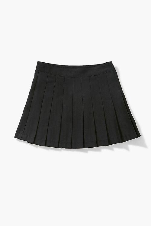 Girls Pleated A-Line Skirt (Kids), image 2