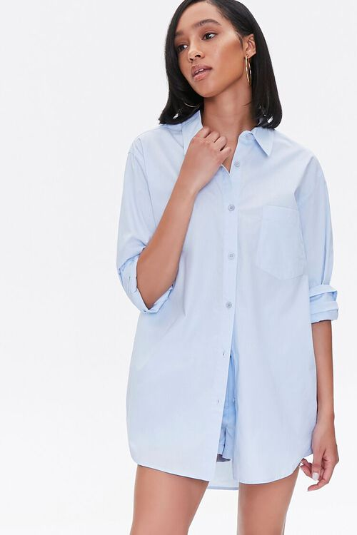 Cotton Pocket Shirt, image 1