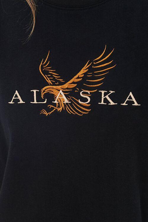 Embroidered Alaska Tee, image 5