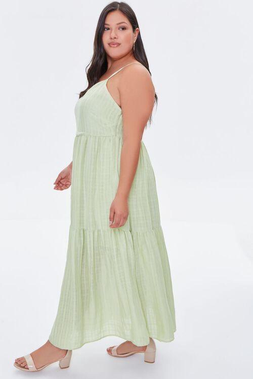Plus Size Cami Maxi Dress, image 2