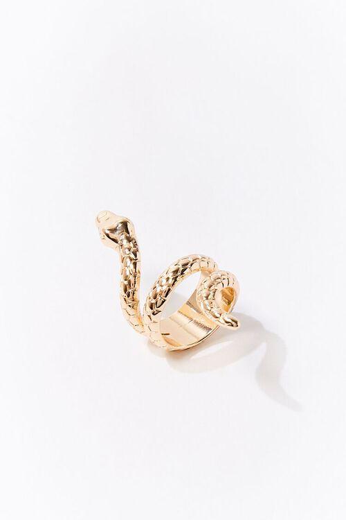Snake Cocktail Ring, image 2