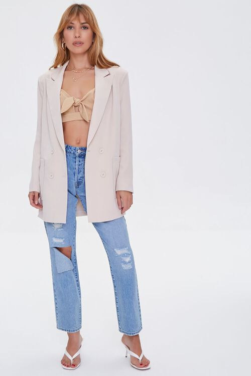 Premium Distressed Boyfriend Jeans, image 5