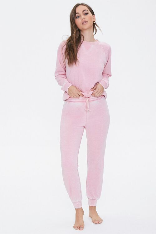 French Terry Pajama Joggers, image 5