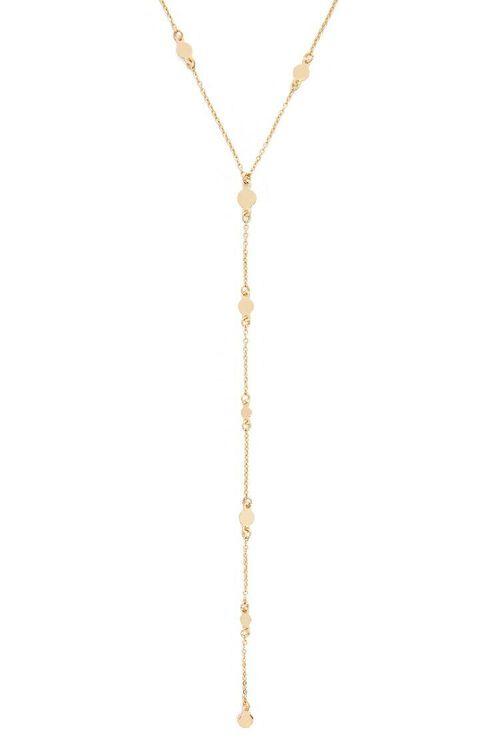 Drop Chain Necklace, image 1