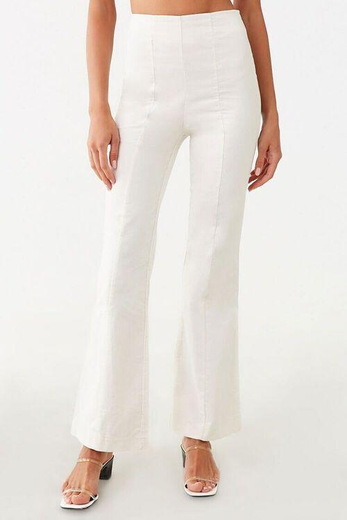 Velvet Wide-Leg Pants, image 2