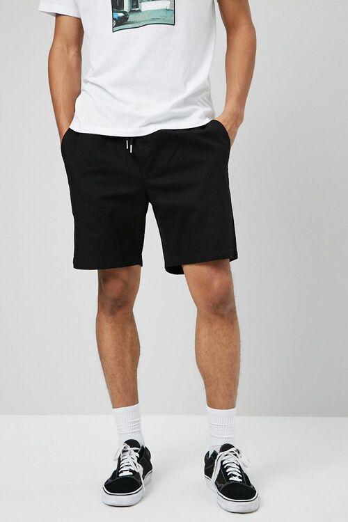 Drawstring Chino Shorts, image 2