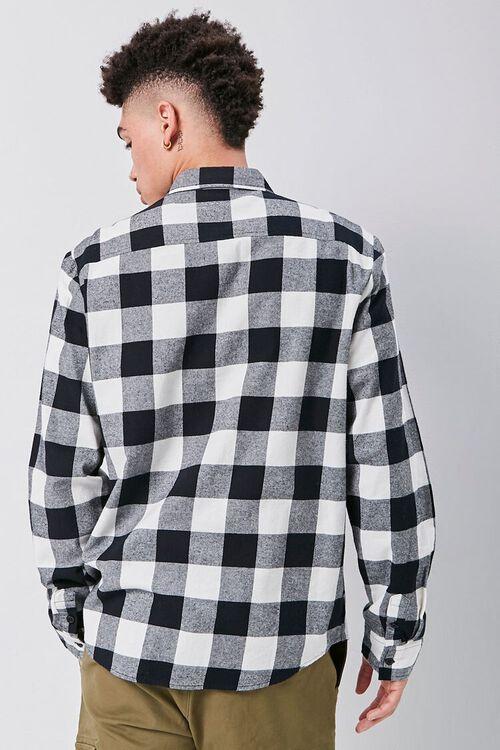 Classic Flannel Plaid Shirt, image 3
