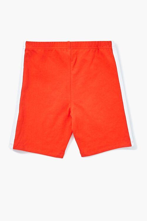 Girls Striped-Trim Biker Shorts (Kids), image 3