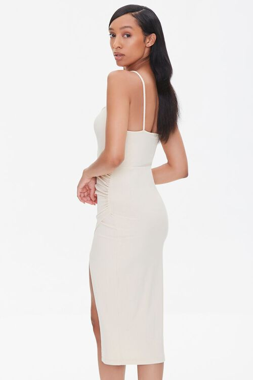 Ruched Cami Bodycon Dress, image 2