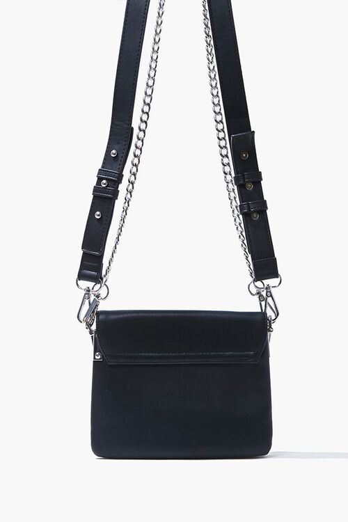 Curb Chain Crossbody Bag, image 3