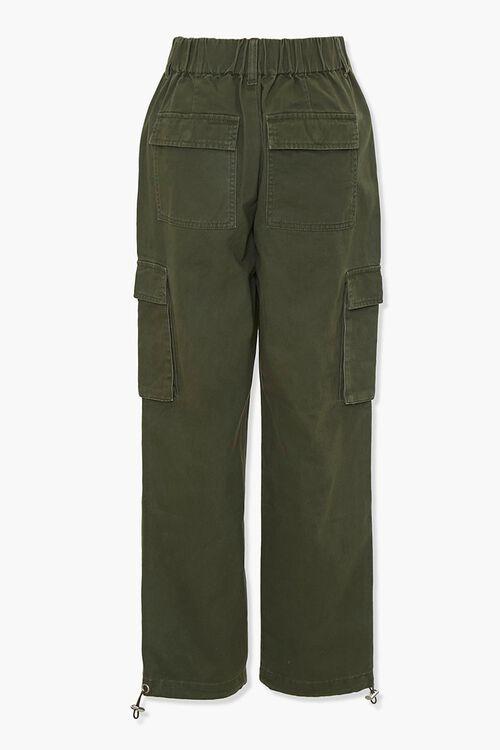 Drawstring Cargo Pants, image 3