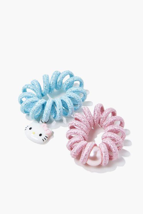 Girls Hello Kitty Hair Tie Set (Kids), image 1