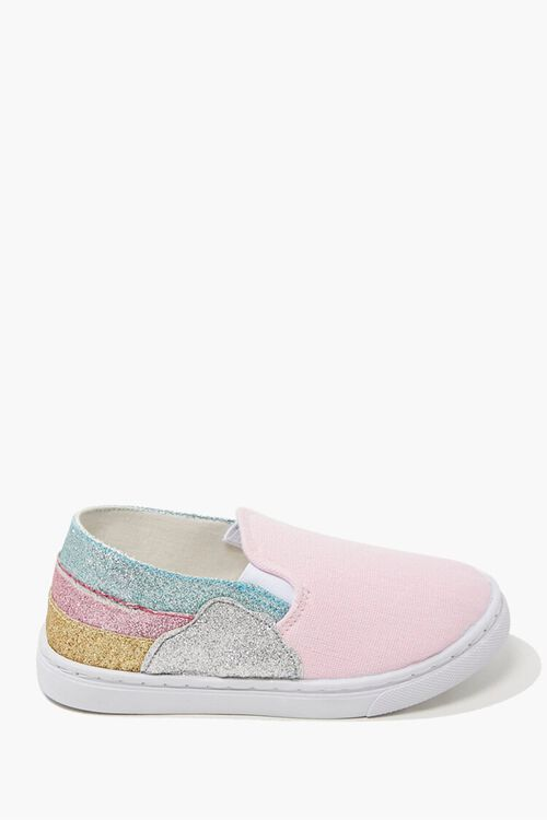 Girls Rainbow Slippers (Kids), image 1