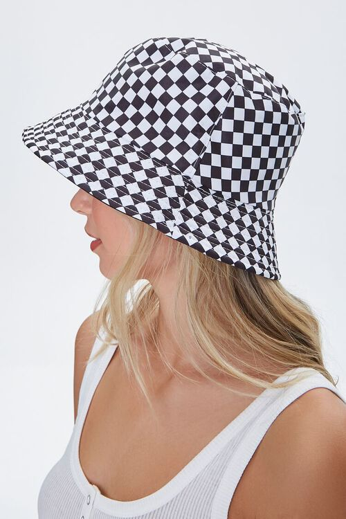 Checkered Bucket Hat, image 2