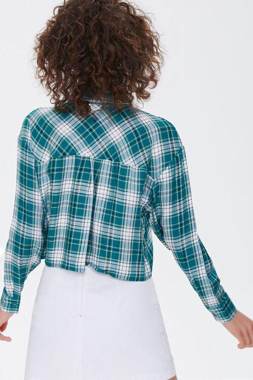 Boxy Plaid Shirt, image 3
