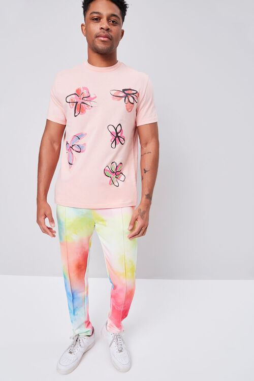 Floral Organically Grown Cotton Tee, image 4