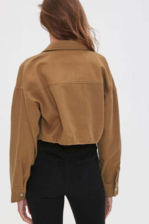 Drawstring Zip-Up Jacket, image 3