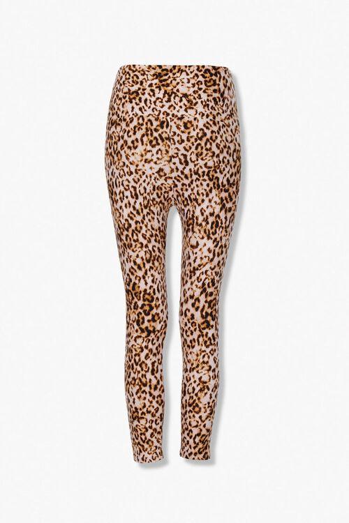 Leopard Print Skinny Pants, image 3