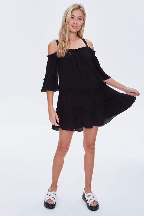Off-the-Shoulder Mini Dress, image 4