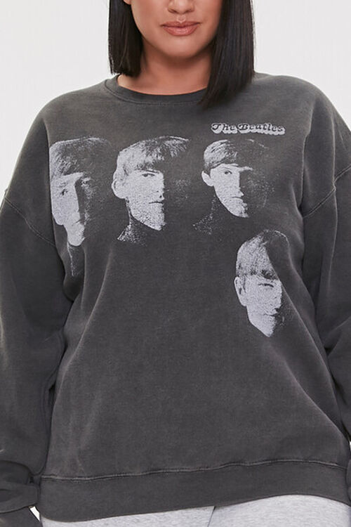 Plus Size The Beatles Pullover, image 5