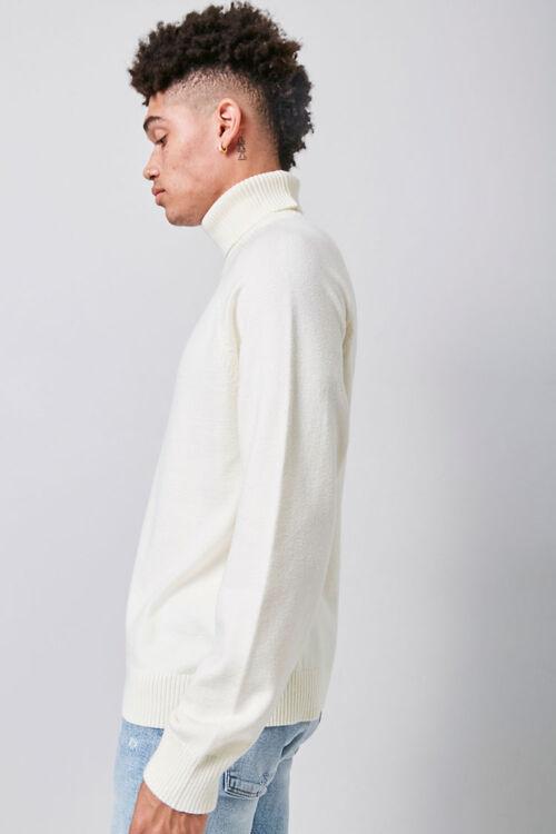Turtleneck Raglan Sweater, image 2
