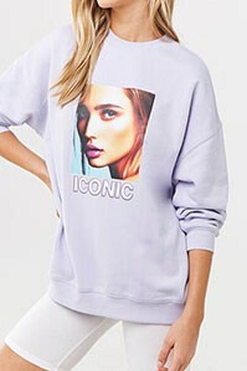 Iconic Graphic Sweatshirt, image 1