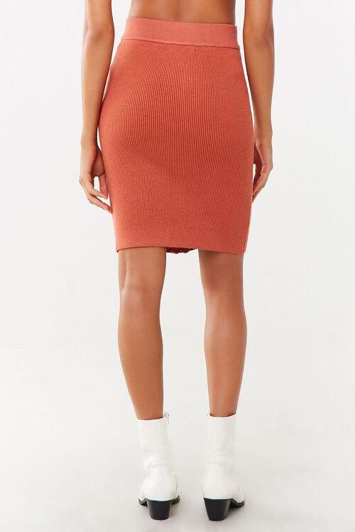 Zip-Front Mini Skirt, image 4
