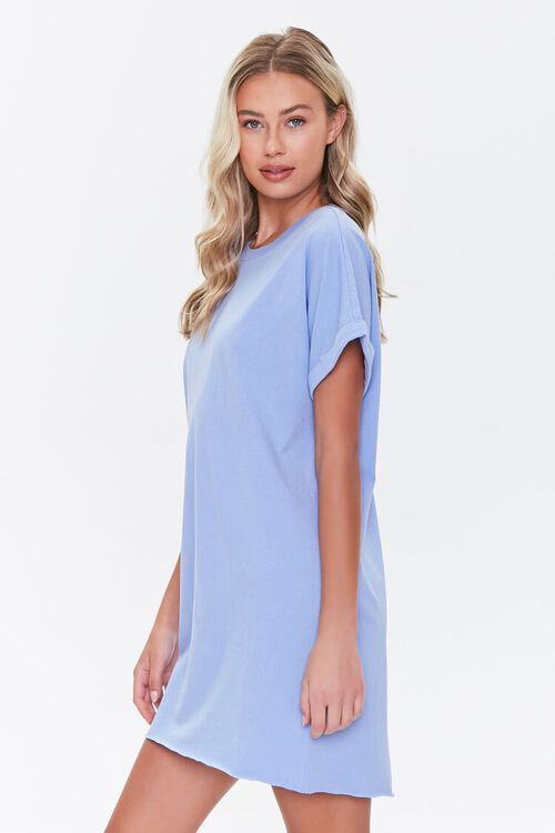 Cuffed T-Shirt Dress, image 2