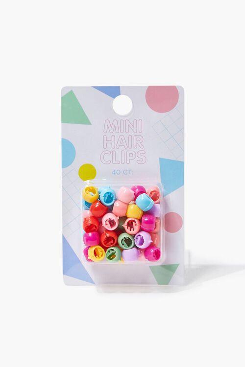 Multicolor Mini Hair Clip Set, image 3
