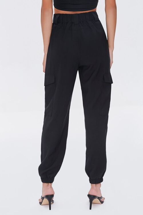 Cargo High-Rise Joggers, image 4