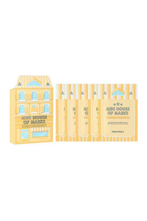 Mini Vitamin C House of Masks Set, image 1