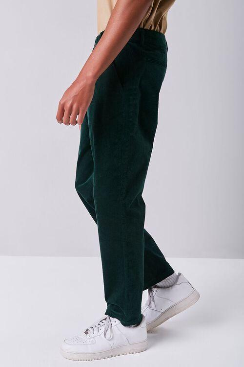 Corduroy Straight-Leg Pants, image 3