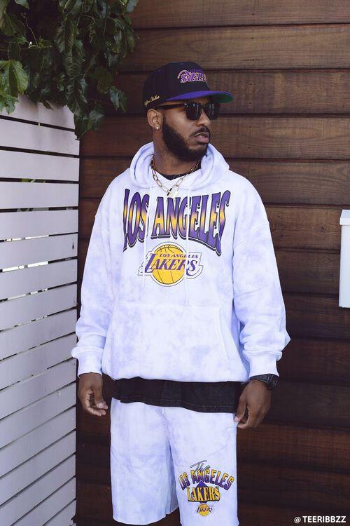 LA Lakers Graphic Hoodie, image 1