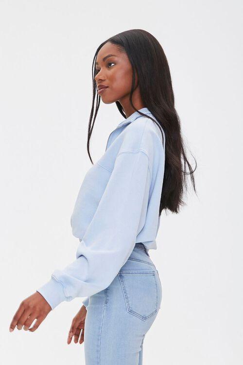 Fleece Half-Zip Pullover, image 2