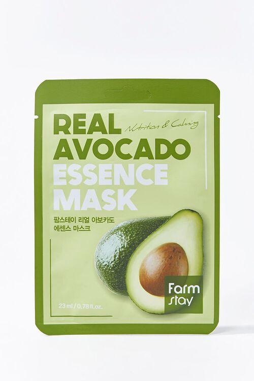 Avocado Sheet Mask, image 1