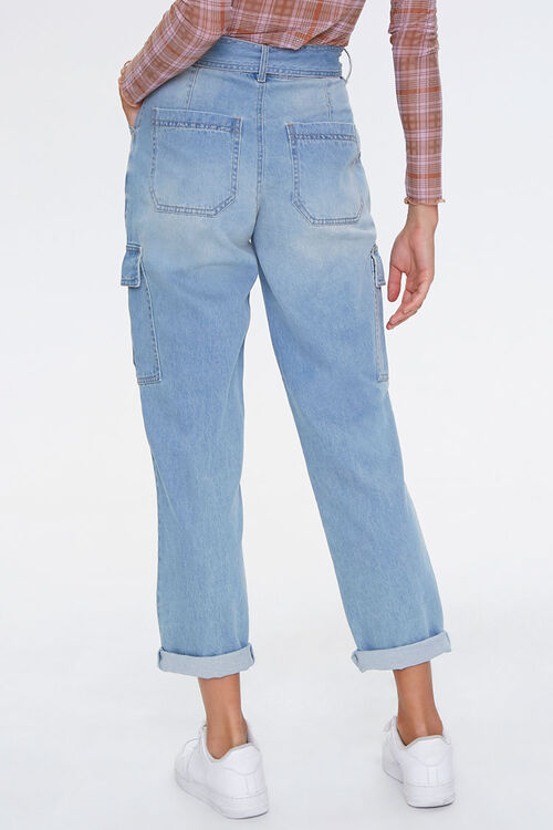 Paperbag Cargo Jeans, image 4