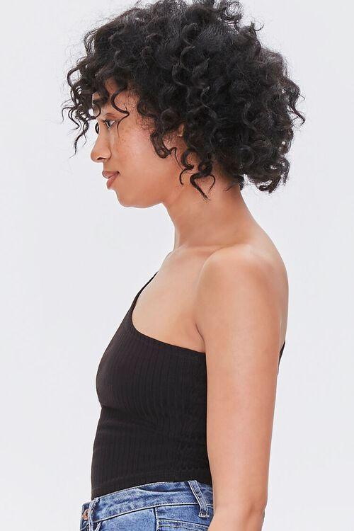 One-Shoulder Crop Top, image 2