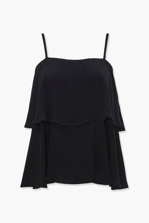 Tiered Flounce Cami, image 1