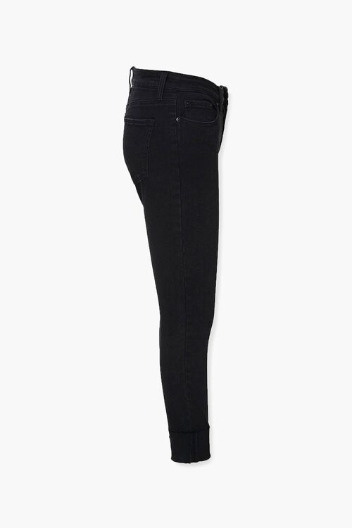 Recycled Mid-Rise Skinny Jeans, image 2