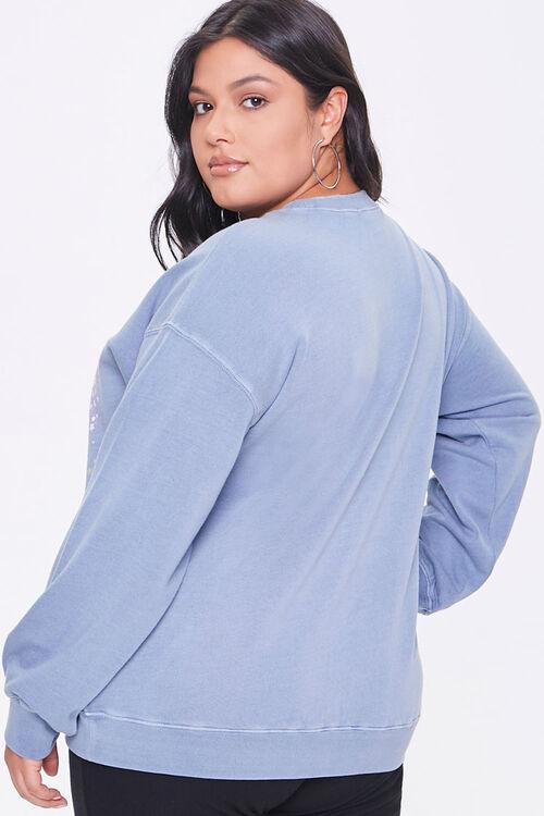 Plus Size Kindness Graphic Sweatshirt, image 3