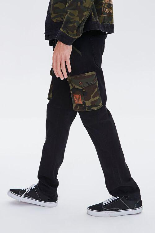Reason Camo Cargo Jeans, image 3