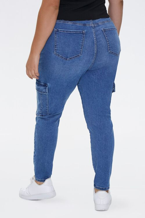 Plus Size Recycled Skinny Jeans, image 4