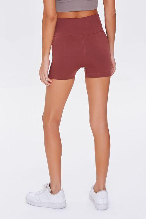 Active Seamless High-Waist Shorts, image 4